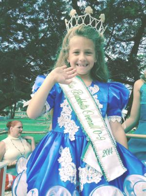 Pageant queen