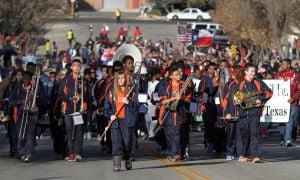 Killeen MLK march