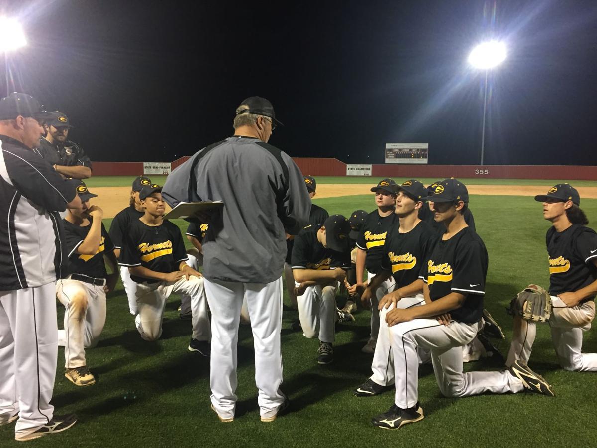 Gatesville at Lorena baseball