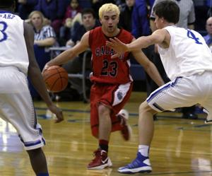 Boys Basketball Playoffs: Salado v. Jarrell