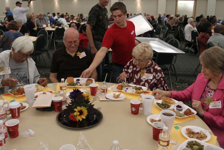 Giving Thanks Luncheon