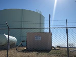 Georgetown Water Tank