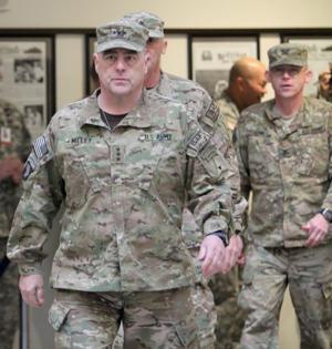 III Corps Homecoming