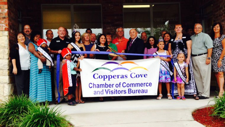 Business resource center opens
