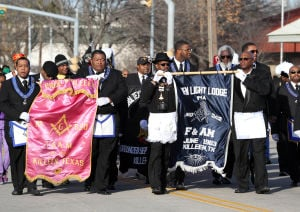Killeen MLK march