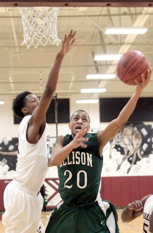 Ellison edges Killeen 66-56