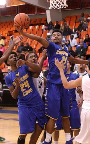 Boys Basketball Playoffs: Copperas Cove v. DeSoto