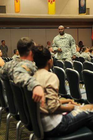 4-5 ADA holds deployment fair