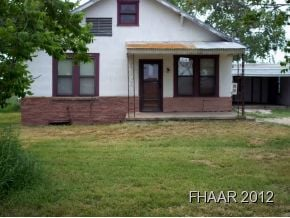 -1930's era farm house sitting on approximately 8 acres. This