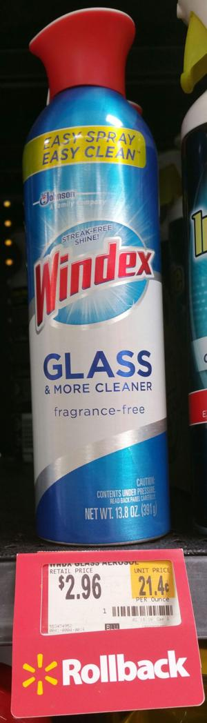 Windex Deal!