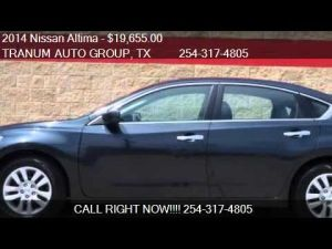 2014 Nissan Altima 2.5 S for sale in Temple, TX 76502 at the