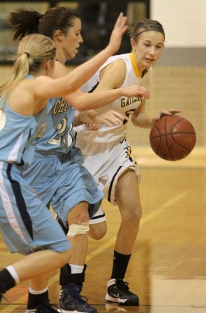 Gatesville vs China Spring Girls Basketball