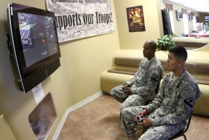 USO Support to Soldiers