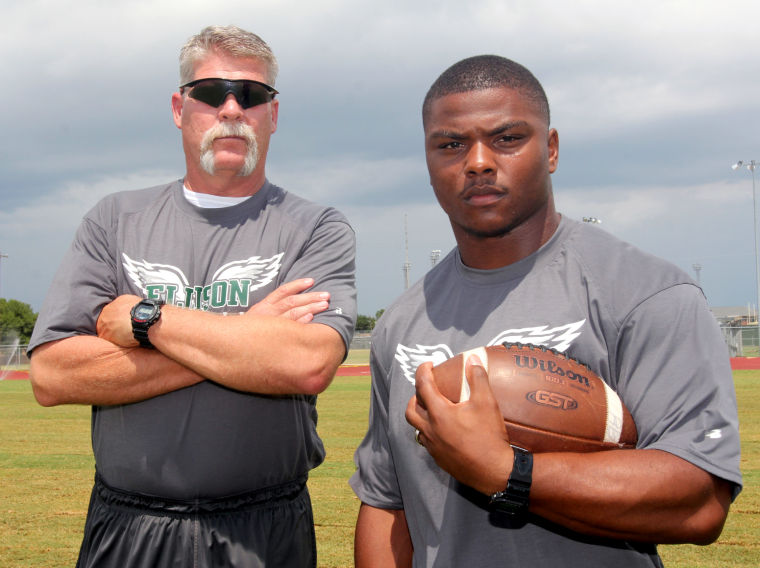Ellison Football Coach