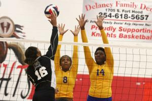 Volleyball: Harker Heights v. Copperas Cove