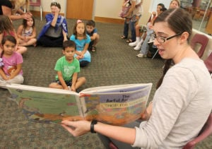 Harker Heights Public Library Reading