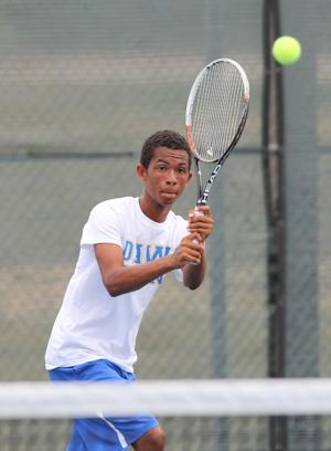 Copperas Cove vs Lampasas Varsity Tennis