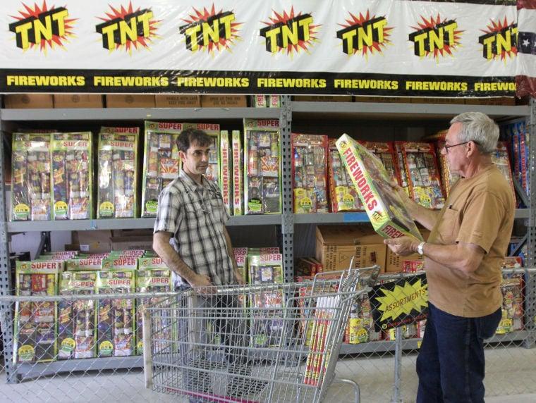 Fireworks Sales