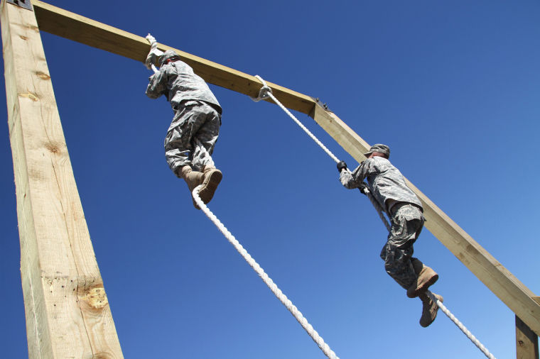 Fort Hood Obstacles