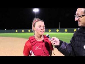 Belton vs Ellison Girls Softball
