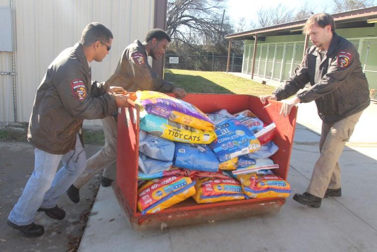 Killeen Animal Control Donation