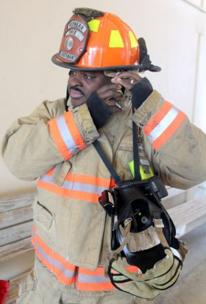 Michael Shepherd Firefighter