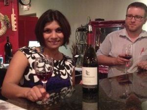 Nolan Creek Winery hosts Lucas & Lewellen tasting