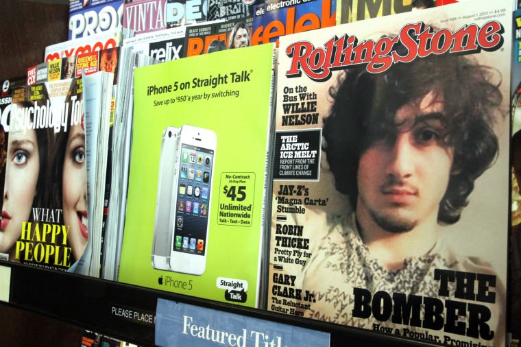 Rolling Stone at Barnes & Noble