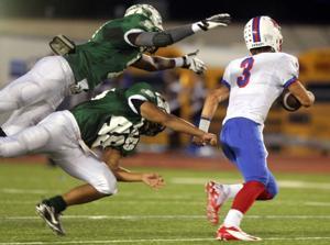 Ellison vs. Waco Midway Football