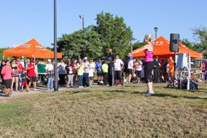 Harker Heights MS Walk