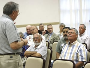 Meeting Roundup: Residents weigh in on redistricting