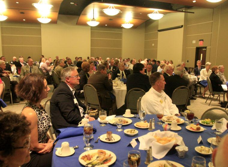 Greater Killeen Chamber of Commerce luncheon