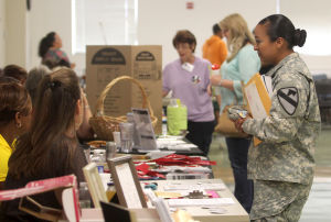 Fort Hood Volunteer Fair