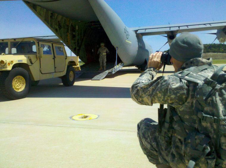 Sgt. Ken Scar