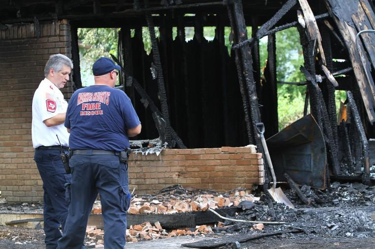 Fire destroys Harker Heights home