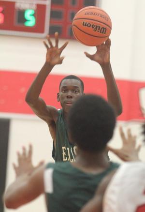 Harker Heights vs Ellison Boys Basketball