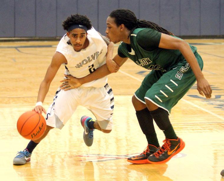 Shoemaker vs Ellison Boys Basketball
