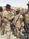 3rd Cav 'Tiger' soldiers earn battle patch