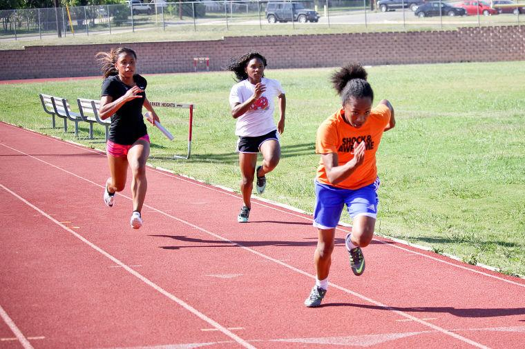 HHHS GIrls Track