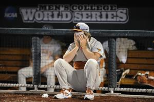 Texas Eliminated at CWS