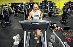 Blister stops Killeen man from breaking world record