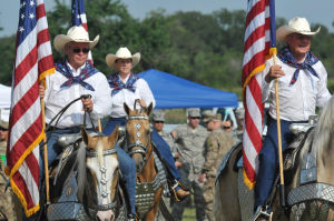 Gatesville rounds up soldiers at 'Salute to Warrior Citizens'