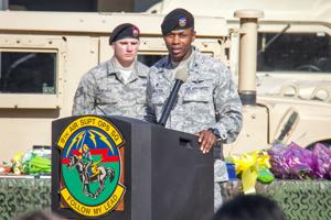 9th Air Support Operations Squadron Change of Command