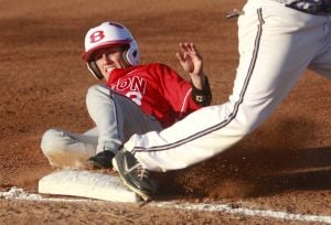 Belton vs Shoemaker Baseball
