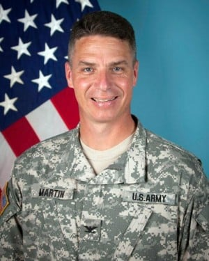 Col. Joe Martin