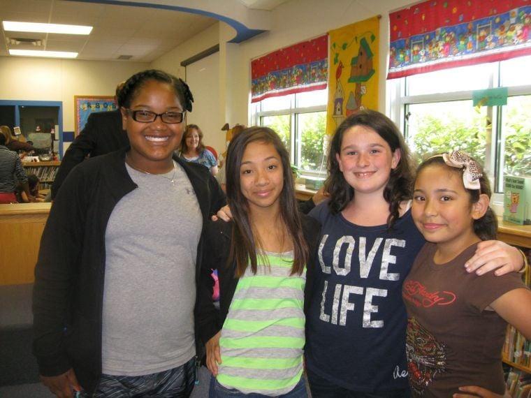 Fifth-grade tutoring team