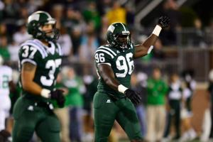 Ex-Knight Kendric Smith of Ohio U.