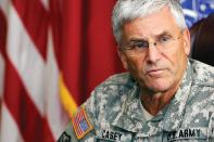 Army 'out of balance,' Casey says