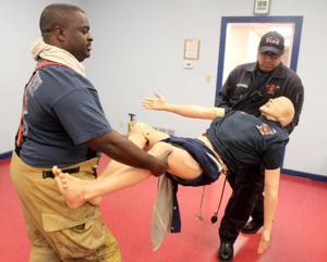 Michael Shepherd Firefighter