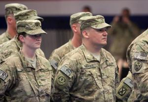 303rd MI Battalion homecoming